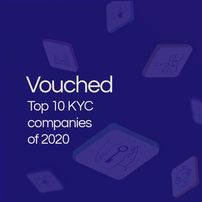 Vouched Named Top KYC Solution