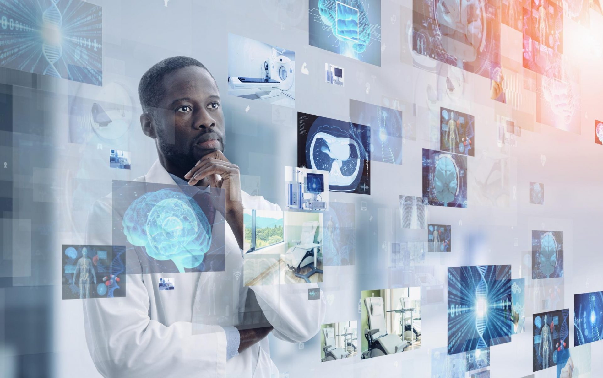 ID Verification Service: New World of Healthcare Technology